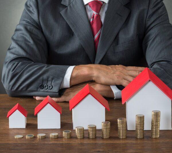 propad cen nemovitostí